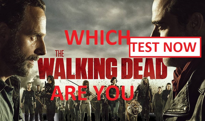 Which Walking Dead Character Are You